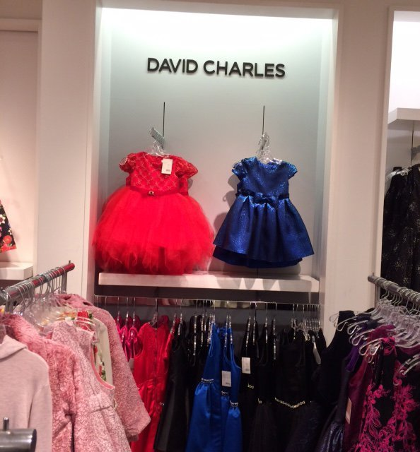 David Charles at Saks Fifth Avenue