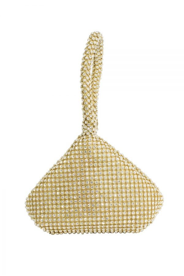 Gold Sparkle Tote Bag