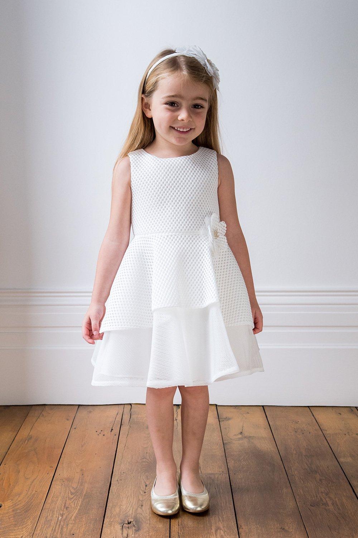 48d942ecb48c Φόρεμα Καλοκαίρι Corsage - David Charles Παιδική Φόρεμα
