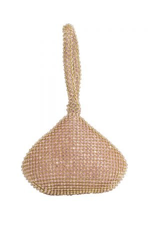 Pink and Gold Sparkle Tote Bag
