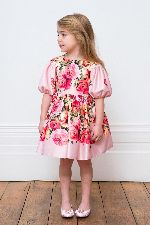 Comprar vestidos de diseño de las niñas en línea | David Charles