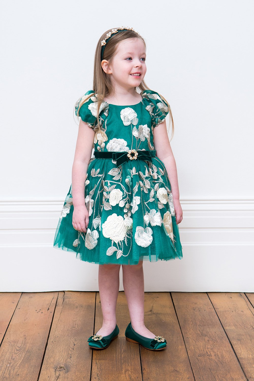Girls Party Dresses | Shop Online Today | David Charles