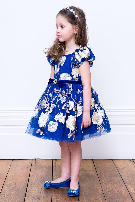 d5a12d4f53 Sukienki dla druhen Junior - odzież dziecięcy David Charles