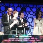 Saara Chaudry Annie Awards