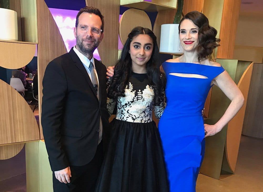 Saara Chaudry Oscars