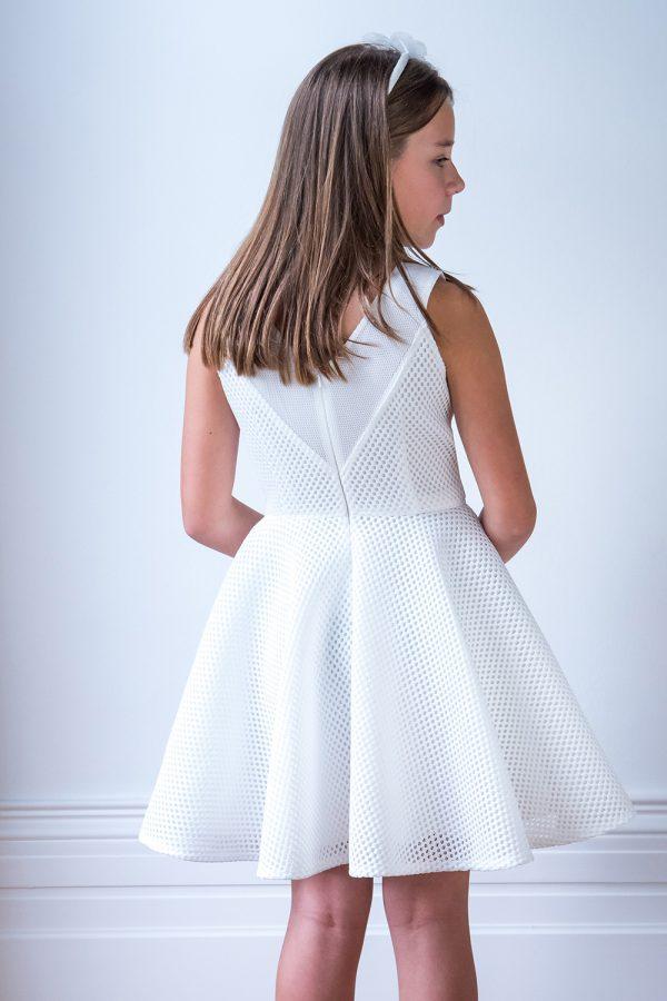 Ivory Special Skater Dress