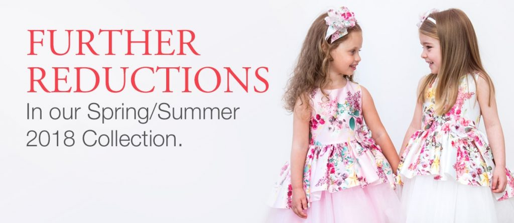Girls Designer Dresses