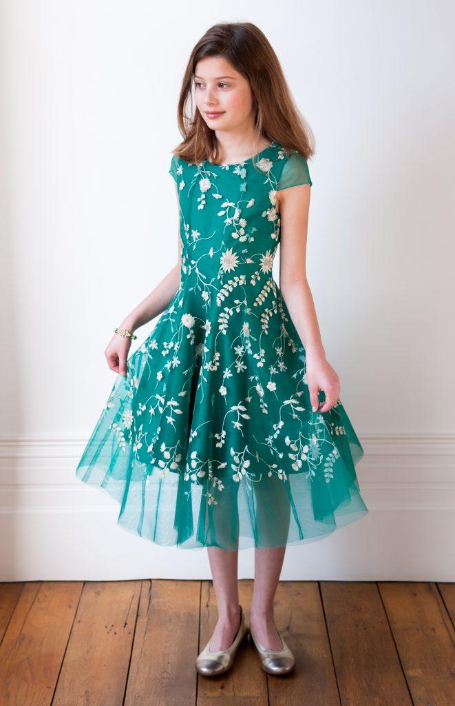 Luxury Dresses For Children