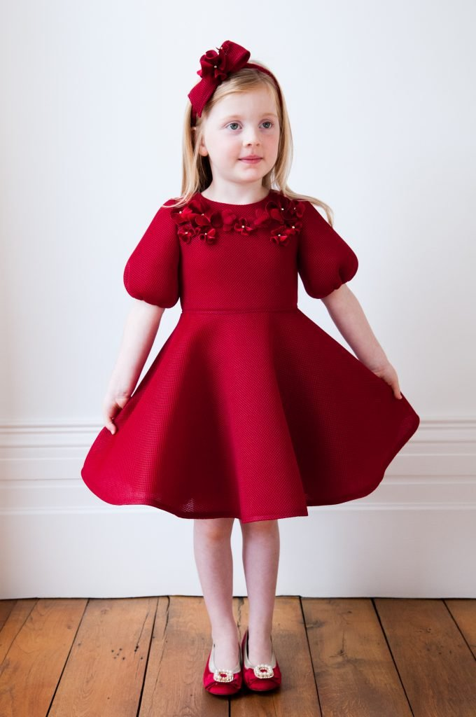Luxury Dresses For Children