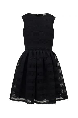 Black Formal Fashion Dress