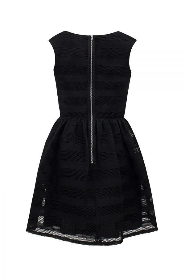 Black Formal Fashion Dress
