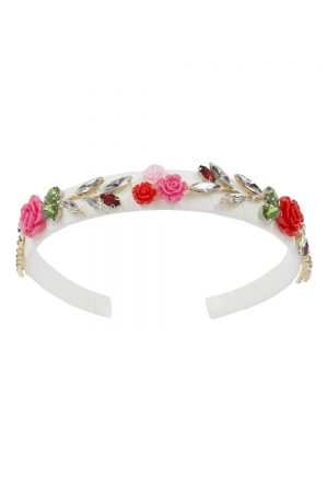 Ivory Rose Alice Band