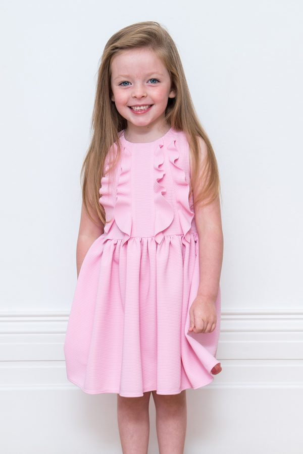 Posy Pink Birthday Dress