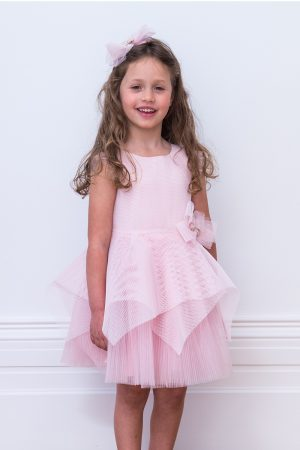 38e986eb574d Girls Designer Summer Dresses | David Charles Childrens Wear