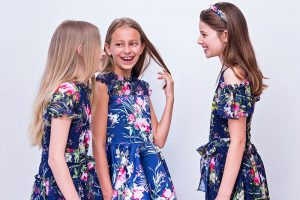 4c1afd5557dc Iconic Brand for Girls' Occasion Dresses | David Charles Childrenswear