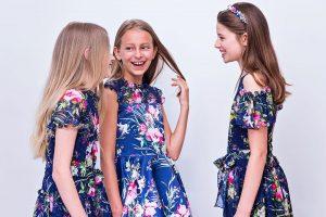 ילדים אופנה תחזית