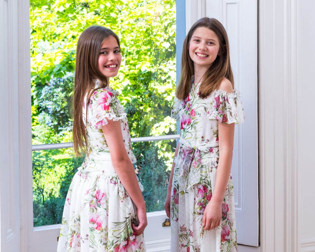 Girl's dresses for spring wedding
