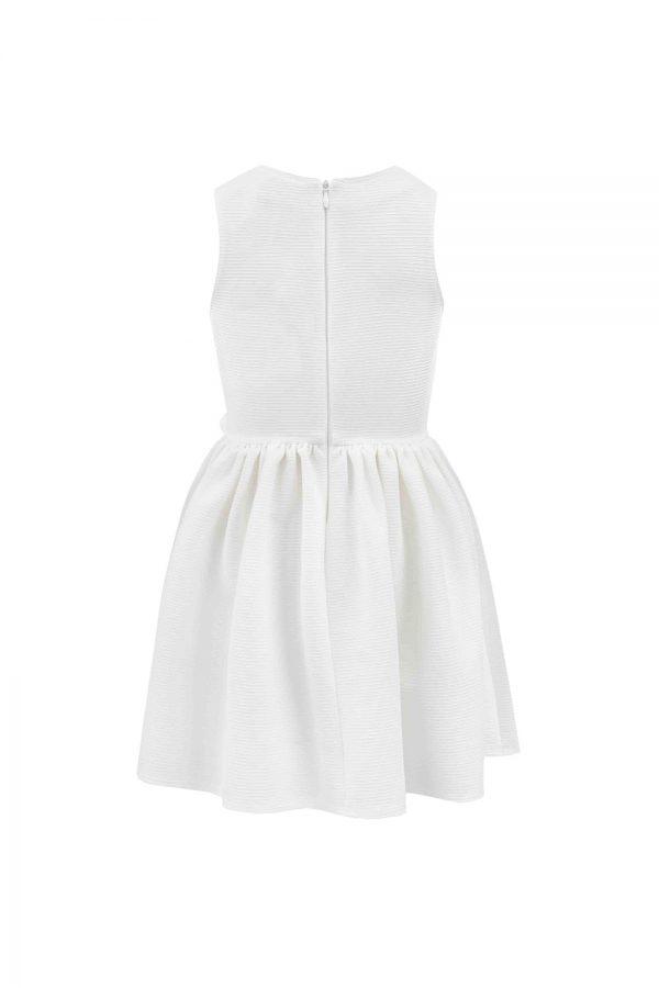 ivory bridesmaid dress