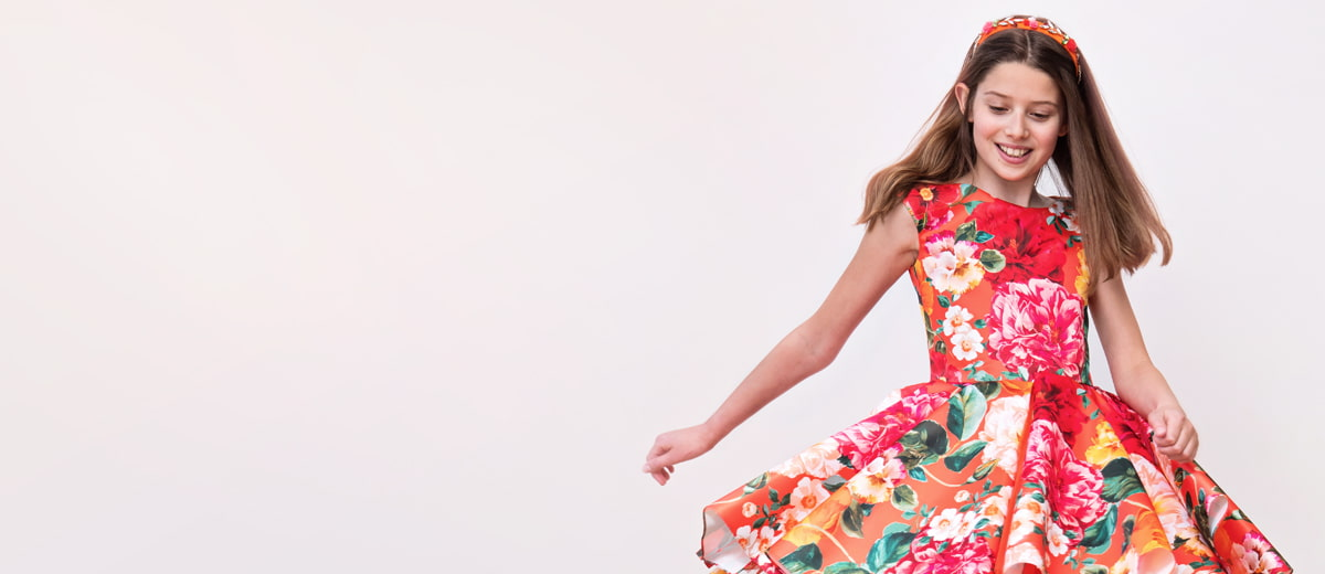Girls Summer Dresses Sale