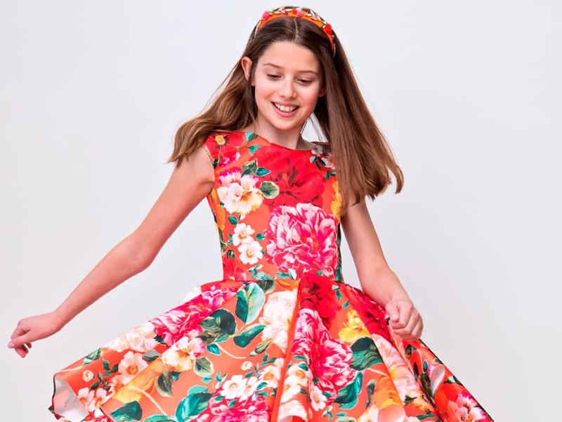 8e009bfa9667 Iconic Brand for Girls' Occasion Dresses | David Charles Childrenswear