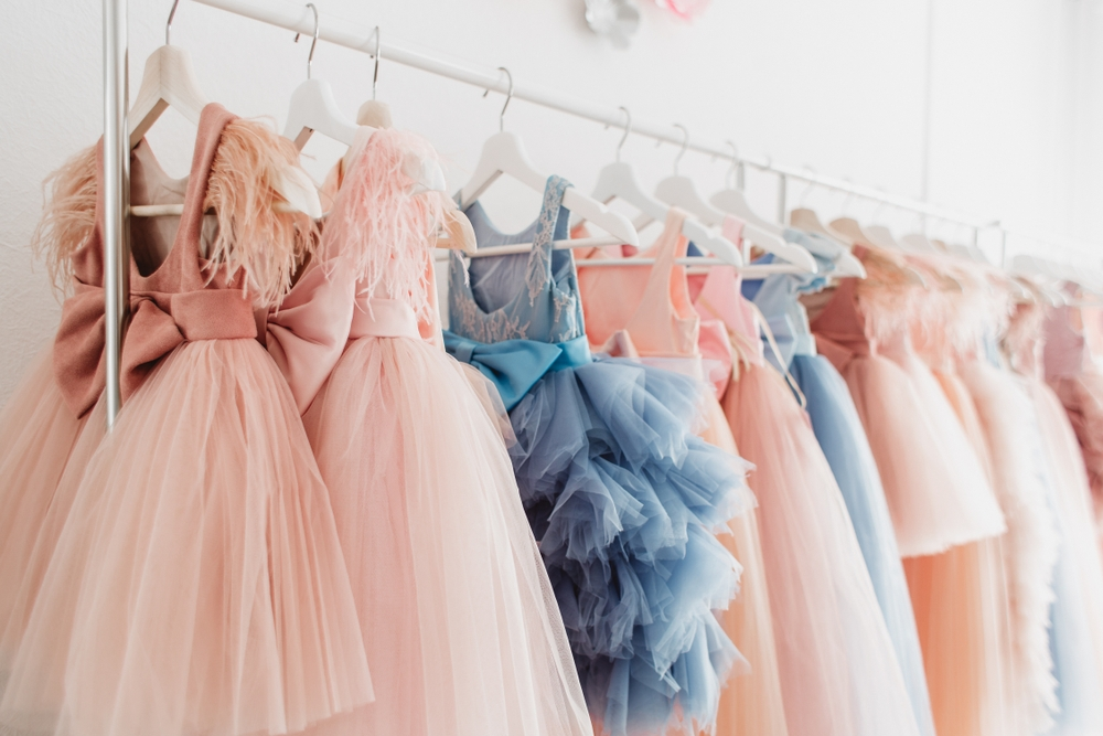 Best prom dresses for children