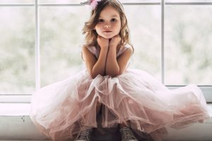 how to make a princess dress for little girl