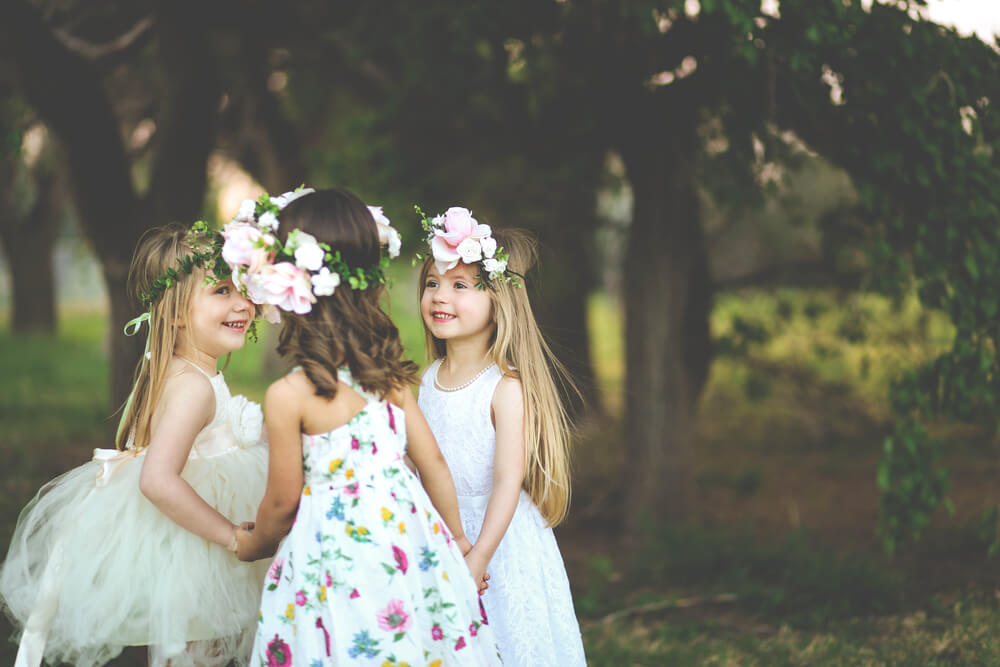little girl tea party dresses