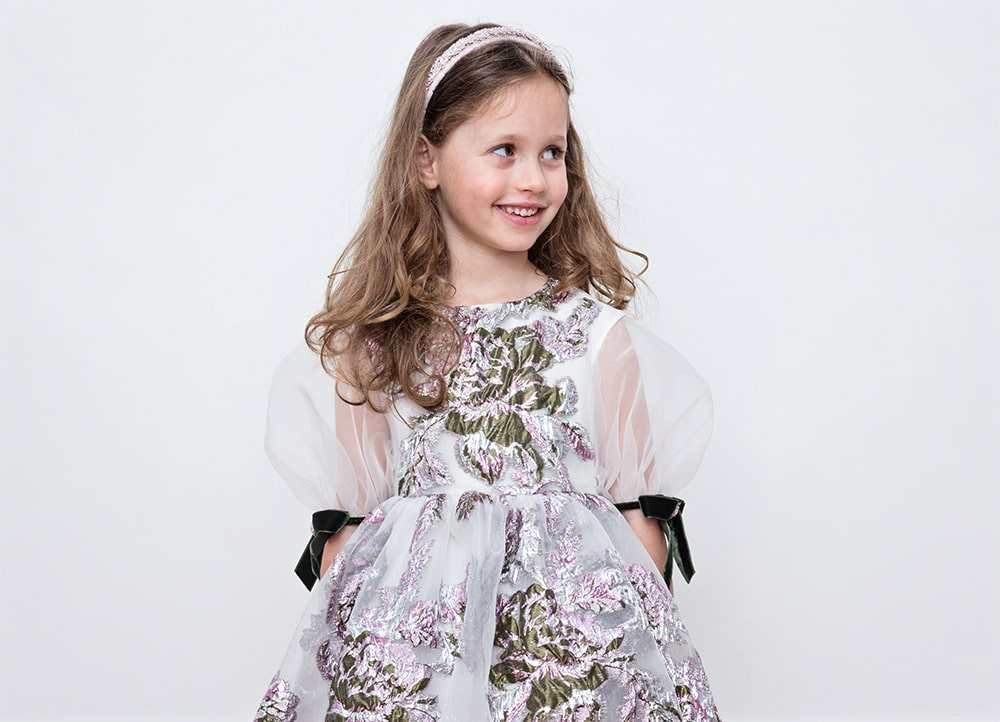 pre teen winter wedding guest dress