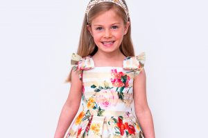Stylish Toddler Girl Spring Dresses