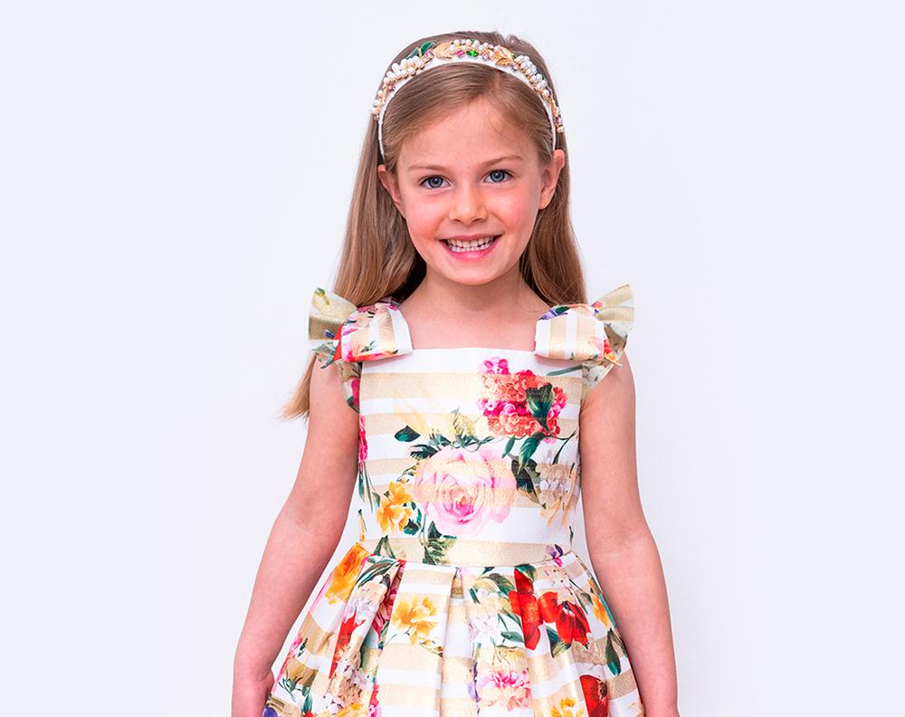 Stylish Toddler Girl Spring Dresses