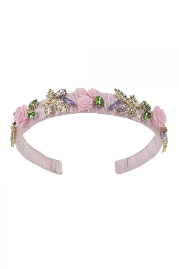 pink colour pop Alice band