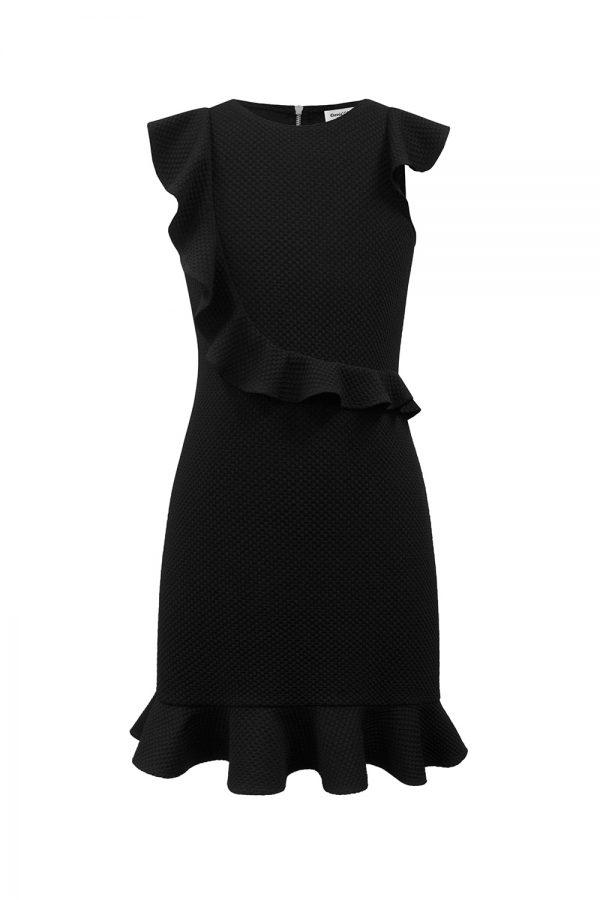 black show stopper dress