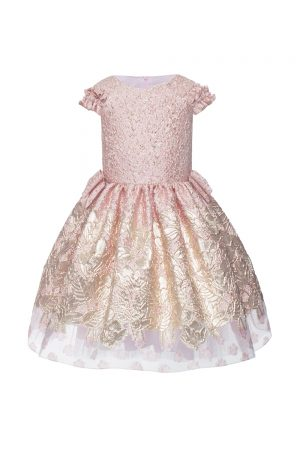 pink fairytale ball gown